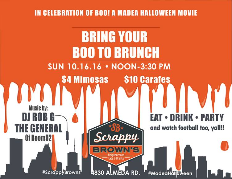 Bring Your Boo To BRUNCHHouston, TX Event
