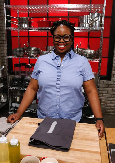 Houstonian Ann Odogwu Competes on Food Network's Worst Cooks in America