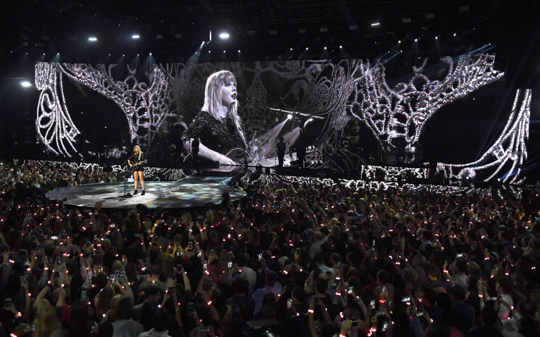 AT&T presents DIRECTV NOW Super Saturday Night featuring Taylor Swift
