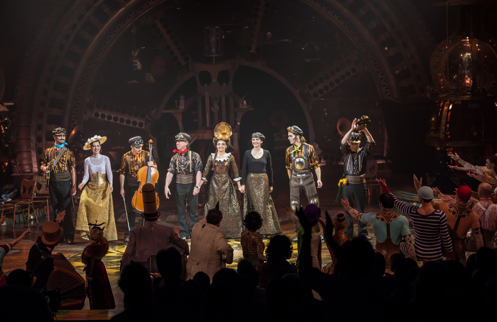KURIOS – CABINET OF CURIOSITIES HOUSTON TOUR REVIEW | Welcome To ...