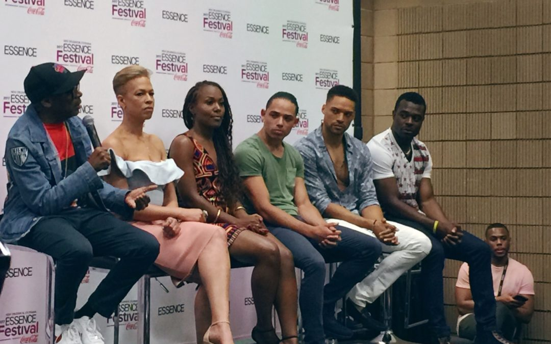 """""""SHE'S GOTTA HAVE IT"""" CAST AT THE 2017 ESSENCE FESTIVAL ..."""
