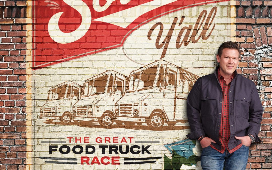 THE GREAT FOOD TRUCK RACE VISITS FOOD CITIES OF THE SOUTH
