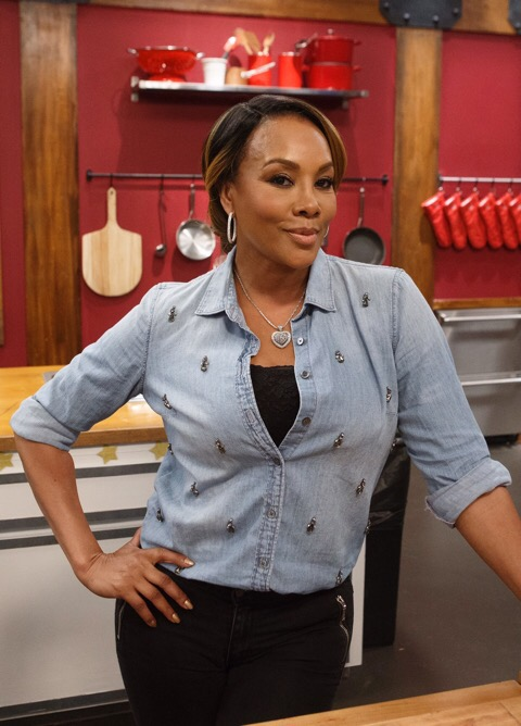 VIVICA A. FOX STARS IN THE NEW SEASON OF WORST COOKS IN AMERICA: CELEBRITY EDITION