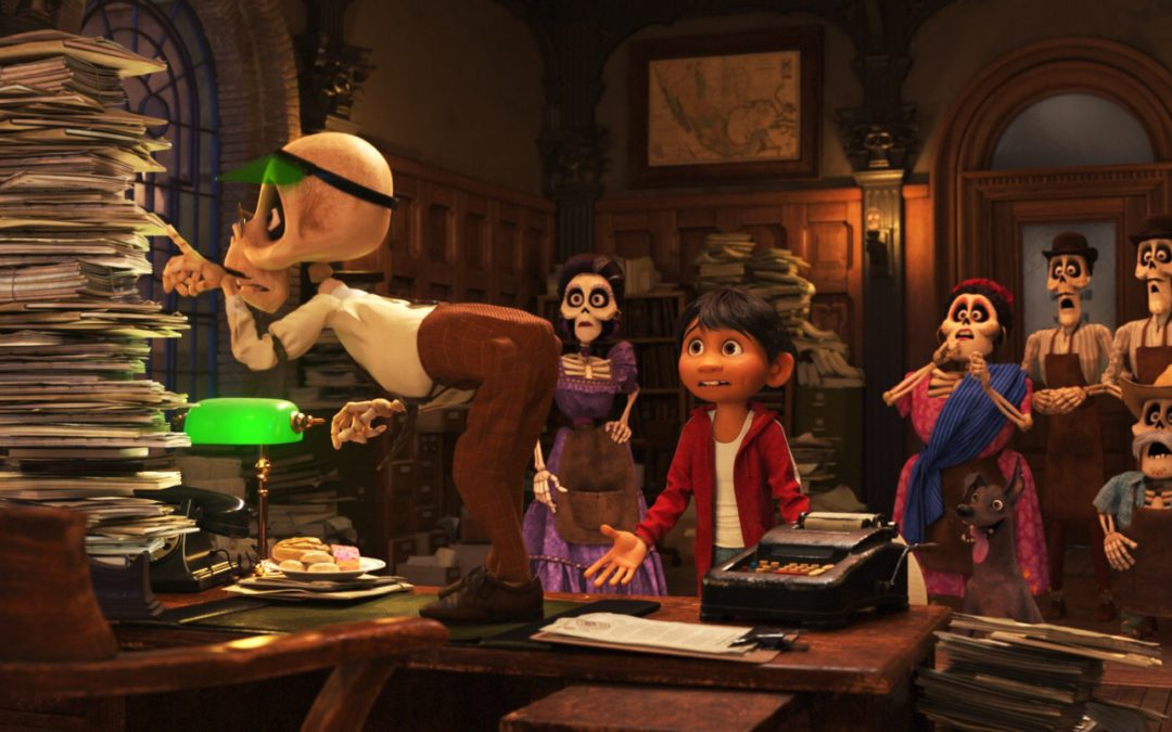"DISNEY PIXAR'S ""COCO"" FILM TRAILER"