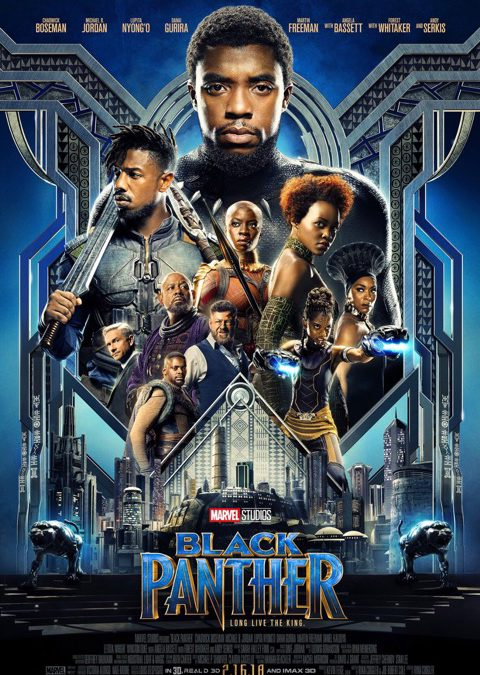 """WATCH THE NEW TRAILER FOR MARVEL STUDIOS' """"BLACK PANTHER"""" HERE"""