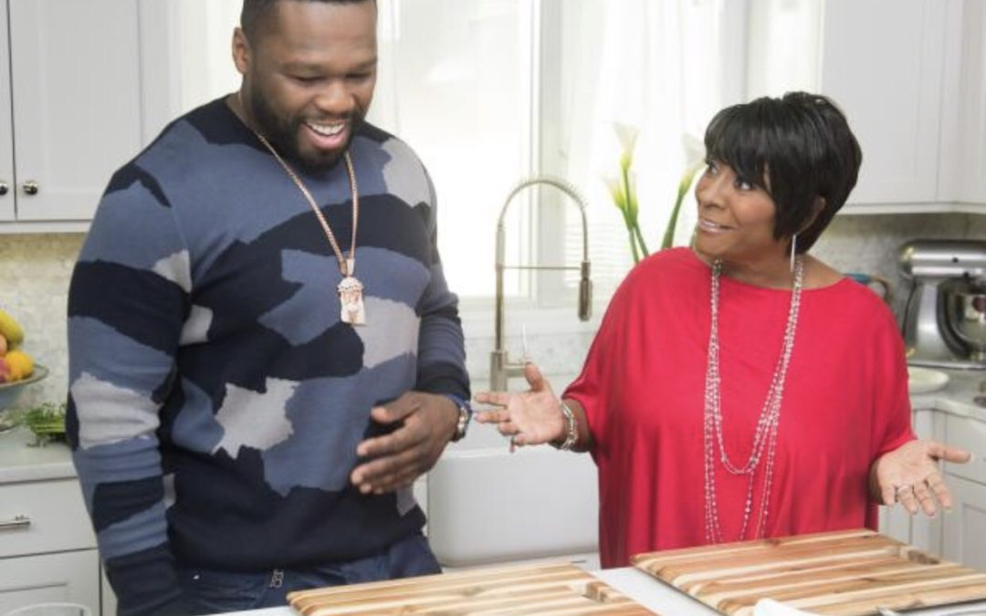 A NEW SEASON OF PATTI LABELLE'S PLACE PREMIERES SUNDAY, NOVEMBER 26TH ON THE COOKING CHANNEL