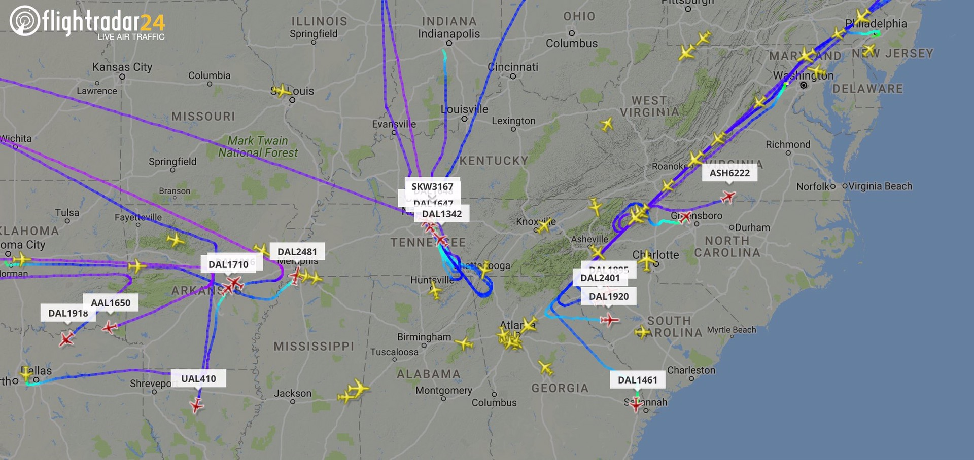 THE HARTSFIELDJACKSON ATLANTA INTERNATIONAL AIRPORT SUFFERS A POWER