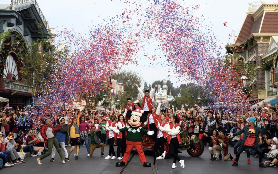 """DISNEY PARKS MAGICAL CHRISTMAS CELEBRATION"" WILL AIR DECEMBER 25 FROM 10 A.M. – 12 P.M. EST ON THE ABC TELEVISION NETWORK"