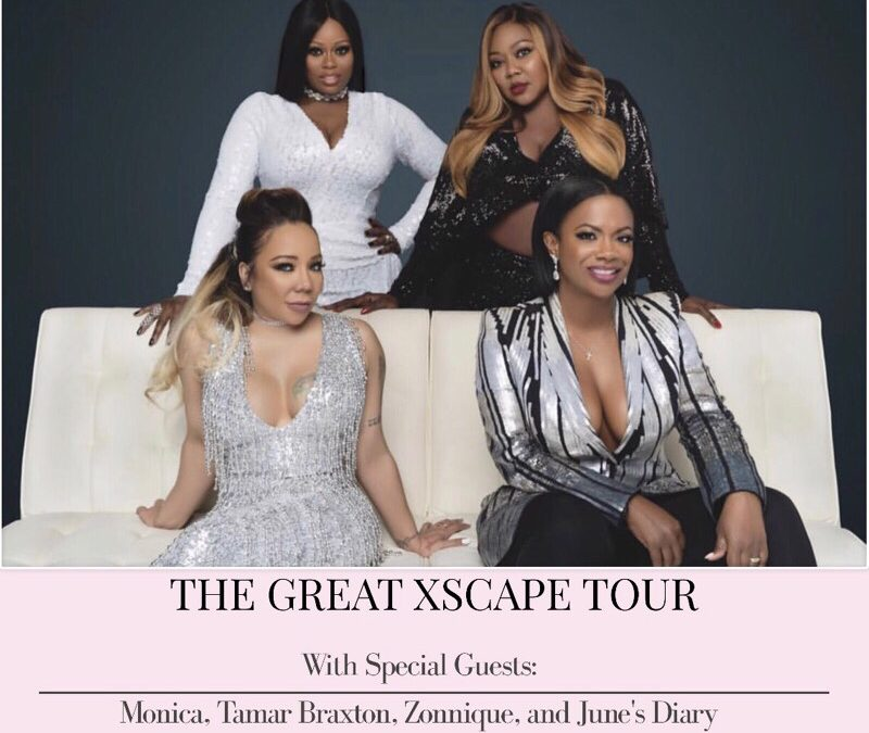 THE GREAT XSCAPE TOUR HOUSTON, TEXAS