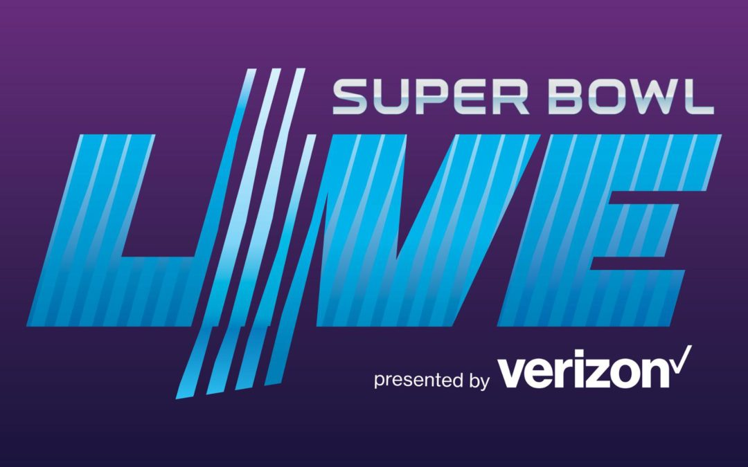 SUPER BOWL LIVE PRESENTED BY VERIZON CONCERT ARTISTS REVEALED
