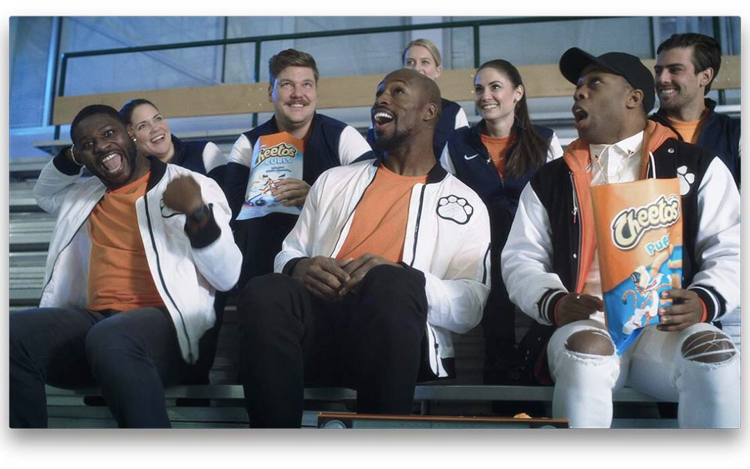 "CHEETOS TEAMS UP WITH TODRICK HALL, VERNON DAVIS AND LADAINIAN TOMLINSON FOR NEW MUSIC VIDEO ""TEACH ME HOW TO CURL,"" RALLYING SUPPORT FOR USA CURLING"