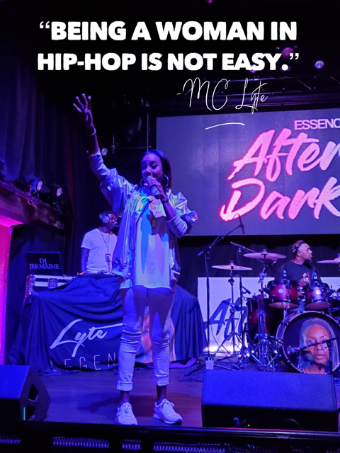 Essence After Dark: Women In Hip-Hop Presented By MC Lyte